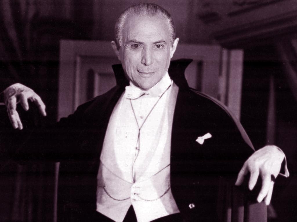 Michel Temer Vampiro