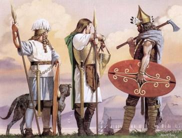 Temporada Nórdica - Os Celtas