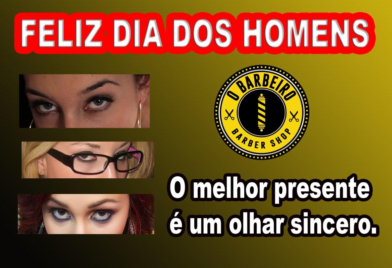 DIA DOS HOMENS FACE
