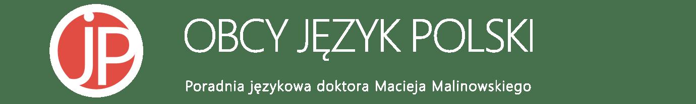 Obcy język polski