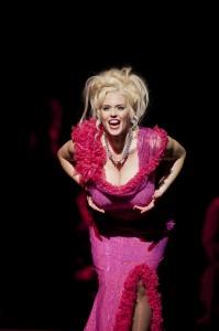 Emily Newton (Anna Nicole)  ©Thomas M. Jauk / stage picture