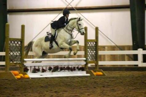 Young Riders Bolster Equestrian Roster