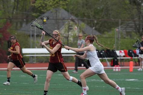Women's Lacrosse Defeats Kenyon, Wittenberg
