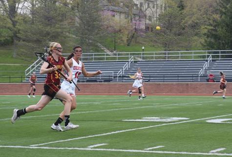Women's Lacrosse Falls Short in NCAC Championship