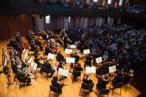 Cleveland Orchestra Drags its Way to Strong Finish