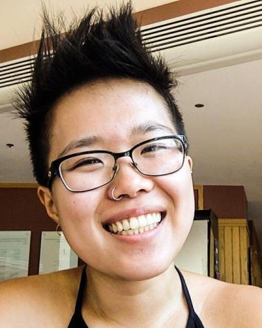 Fang First Femme of Color to Win Howell Poetry Prize