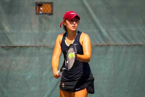 Feature Photo: Women's Tennis Hosts Invitational