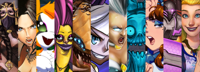 kimlinh-characters