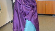 Yasmina porte les couleurs de Sidney et Solène