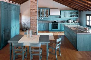 12c11__eye-catching-blue-classic-kitchen-set-design