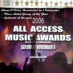 """Music Awards Show _ nomination"""