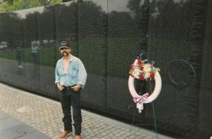 Vietnam Veterans Memorial, Washington DC, The wall