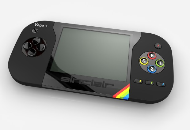 Sir Clive Sinclair Revives the ZX Spectrum