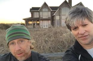 Trey Anastasio and Tom Marshall on OBX