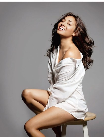 Meaghan Rath starred as Sally on the SciFi series 'Being Human'.