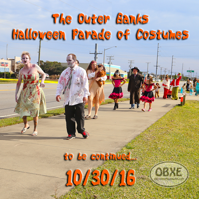 Outer Banks Halloween Parade Online Registration
