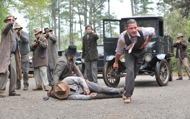 Shia Labeouf leads a cast of young guns in 'Lawless'.