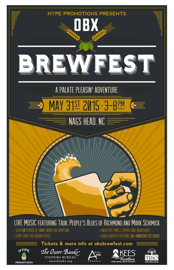 OBX Brewfest - May 31, 2015