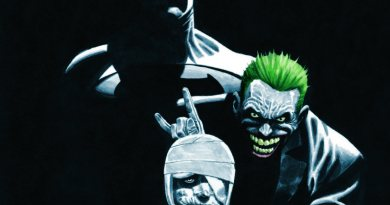 Paul Dini contará história pessoal em Dark Knight: A True Batman Story