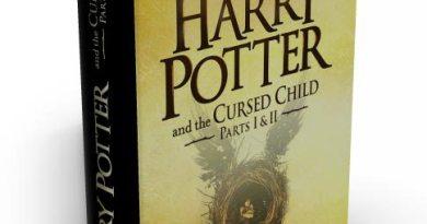 Harry Potter and the Cursed Child pode ser lançado em LIVRO