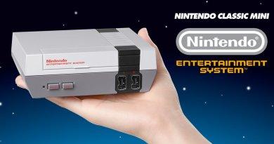 """Nintendo divulga trailer da versão compacta do """"Nintendinho"""""""