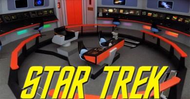 Star Trek | Fã cria museu com réplicas dos cenários da série original