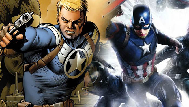 Joe Russo diz que Steve Rogers não é mais o Capitão América nos cinemas