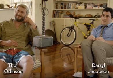 O que Thor estava fazendo durante a Guerra Civil?