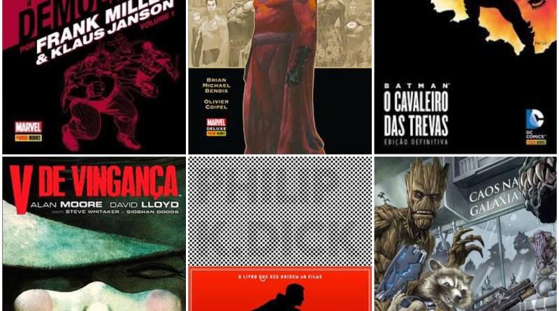 Amazon: Book Friday – As melhores promoções do dia 26/08