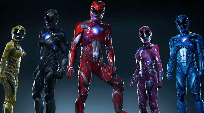 Power Rangers | Capacetes ganham imagens mais detalhadas