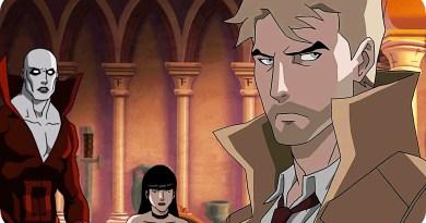 Liga da Justiça Sombria | Equipe fala sobre o processo de produção do longa animado