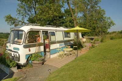 Unique Holiday Rentals – The Majestic Bus