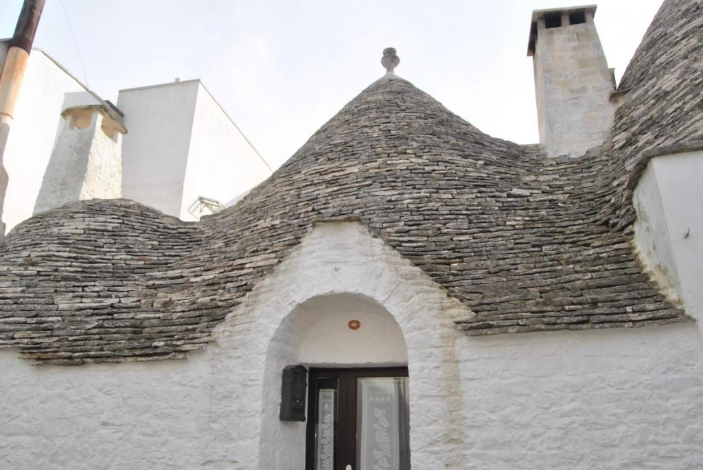 Unique Holiday Homes – The Trullo in Puglia