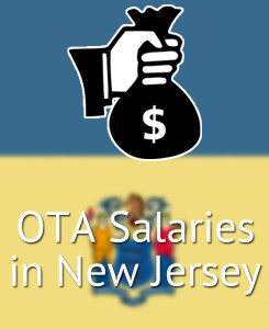 OTA Salaries in New Jersey's Major Cities