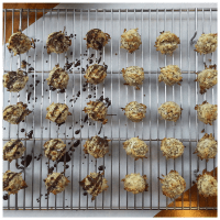 Egg Free Mini Coconut Macaroons