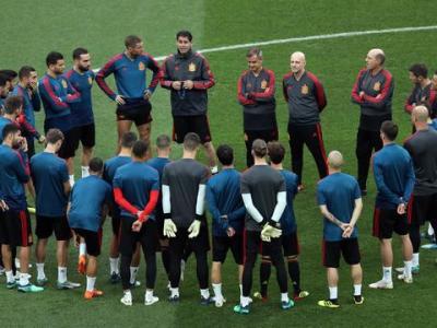 Mundial 2018: mecze Hiszpania - Rosja i Chorwacja - Dania - Mundial 2018