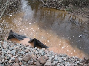 The Stream Protection Rule helps protect streams like these from mining pollutants. Credit: wikicommons.