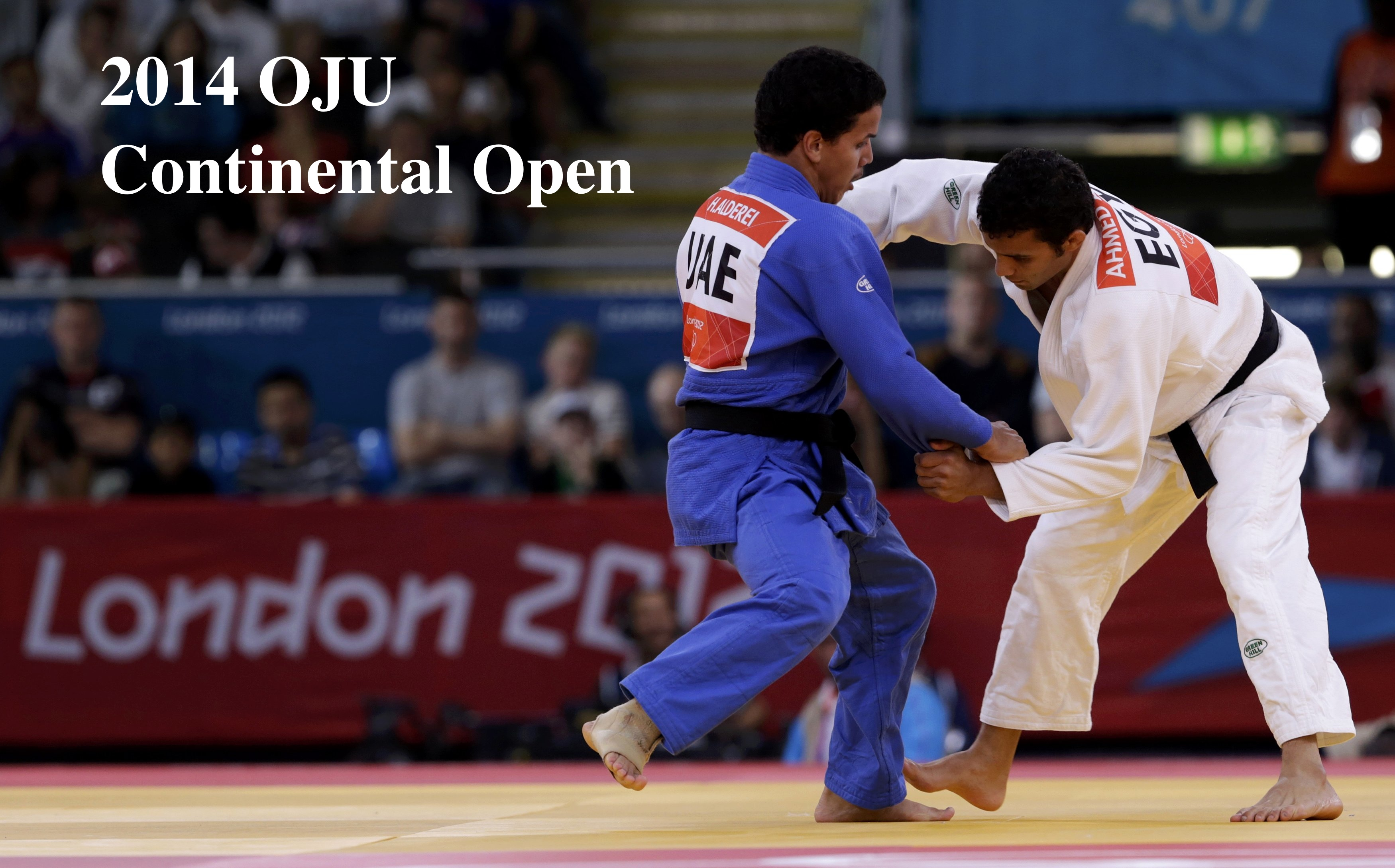 2014 OJU Continental Open, 14-15 November