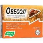 Как почистить печень с помощью препарата «Овесол»