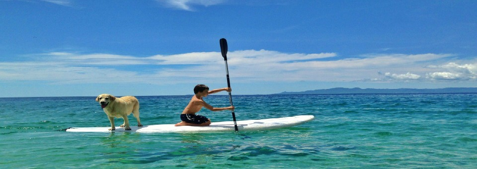 Five Best Places for SUP in Orange County