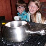 """Fundue"" Cooking Demos for Kids at The Melting Pot"