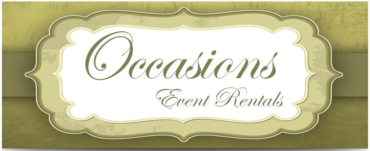 Occasions Event Rentals