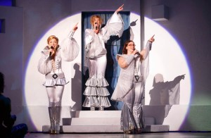 Momma Mia at the Lutcher Theater