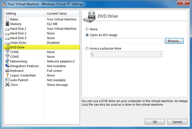 VM%20W7%20%286%29 Create a Virtual Machine in Windows 7 [How To]