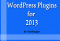 WordPress plugins 2013