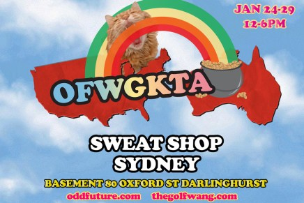 Sweat Shop Sydney Info