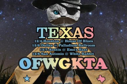 OFWGKTA Texas Tour