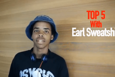 Beats TV: Earl Sweatshirt's Top 5