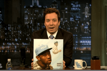 Tyler, The Creator Performs 'TreeHome' & 'Domo23′ on Late Night with Jimmy Fallon