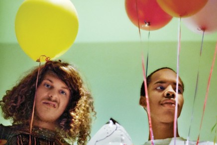 Ebony & Ivory 2013: Earl Sweatshirt and Blake Anderson